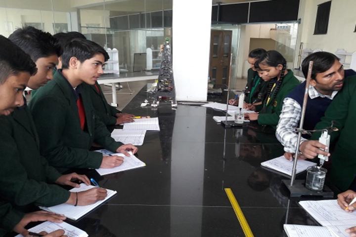 Delhi Public School-Physics-Lab