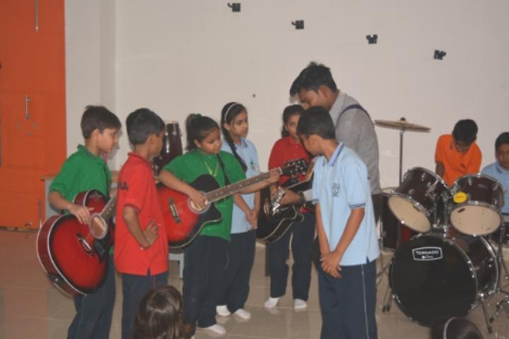 Delhi Public School-Music