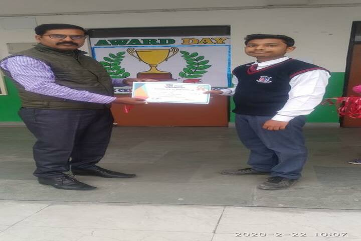 Shanti Asiatic School-Achievement