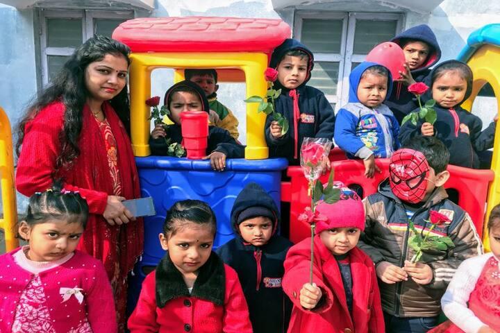 Shanti Asiatic School-Childrens Day