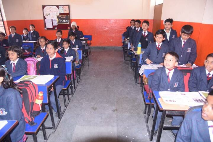 Shanti Asiatic School-Classroom