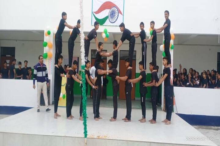 Shanti Asiatic School-Independence Day