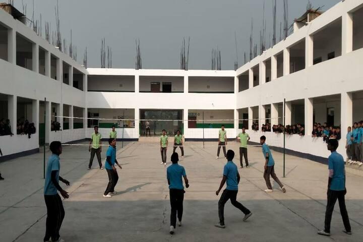 Shanti Asiatic School-Play Ground
