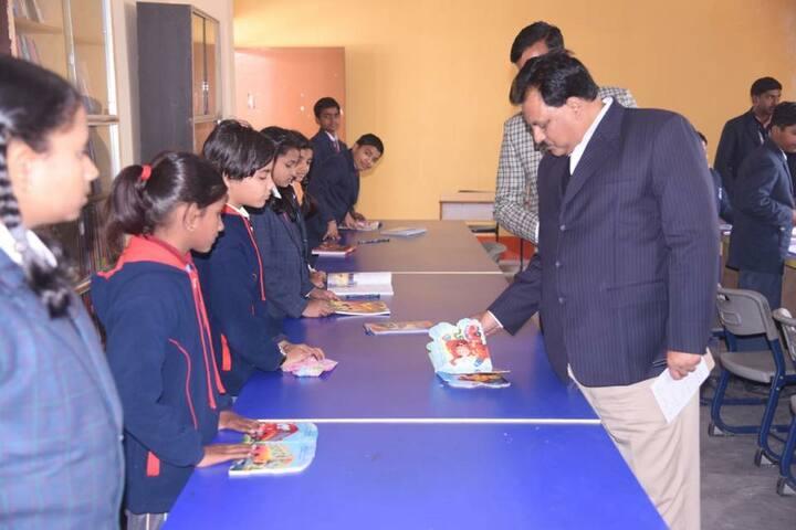 Shanti Asiatic School-Science Exhibition