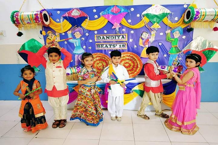 Delhi Public School-Dandiya Beats