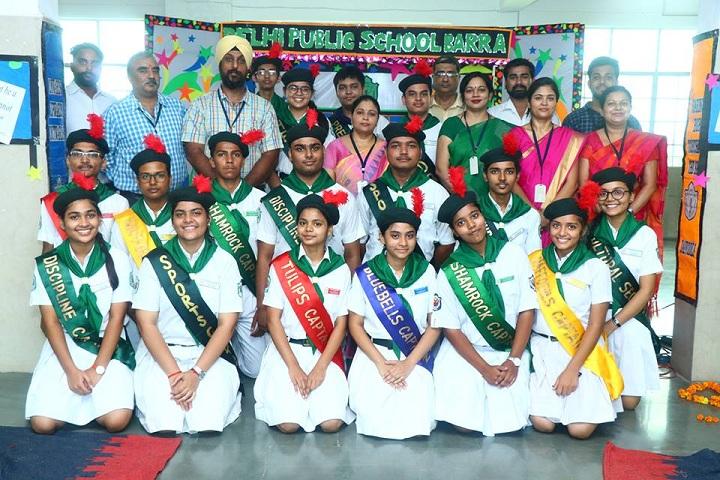 Delhi Public School-Institute Ceremony