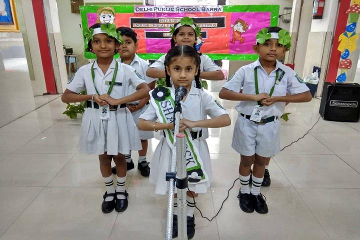 Delhi Public School-Story Telling