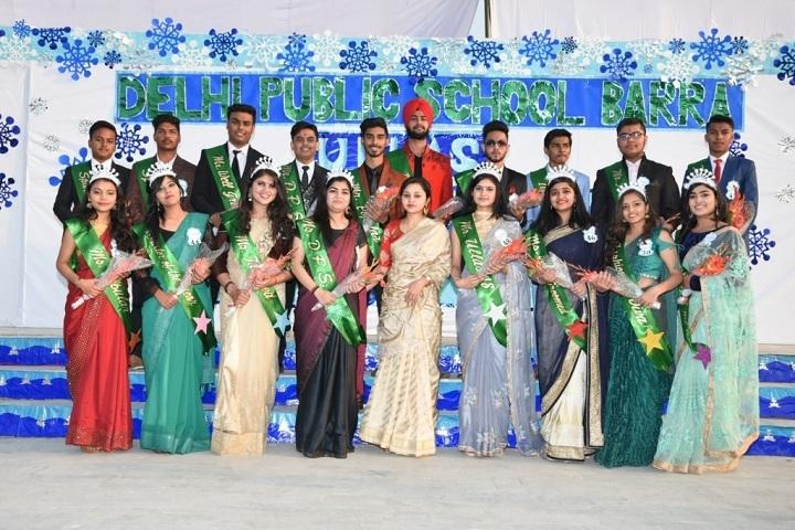Delhi Public School-Farewell