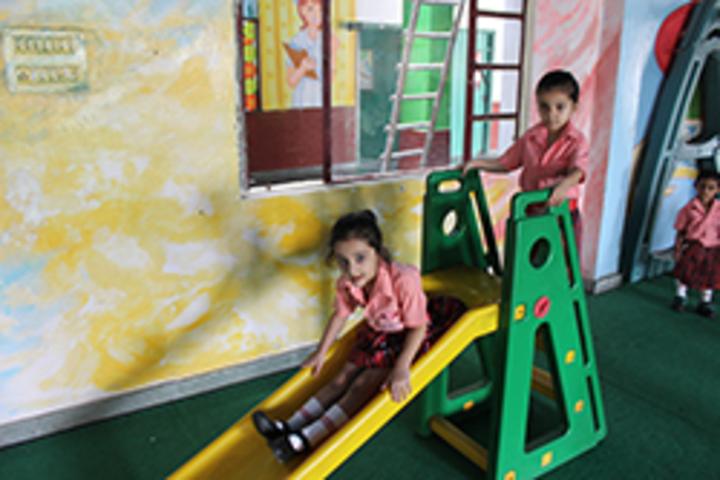 Delhi Public School-Primary Play Room