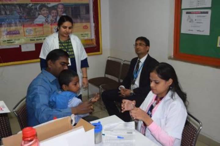 Delhi Public School-Medical care