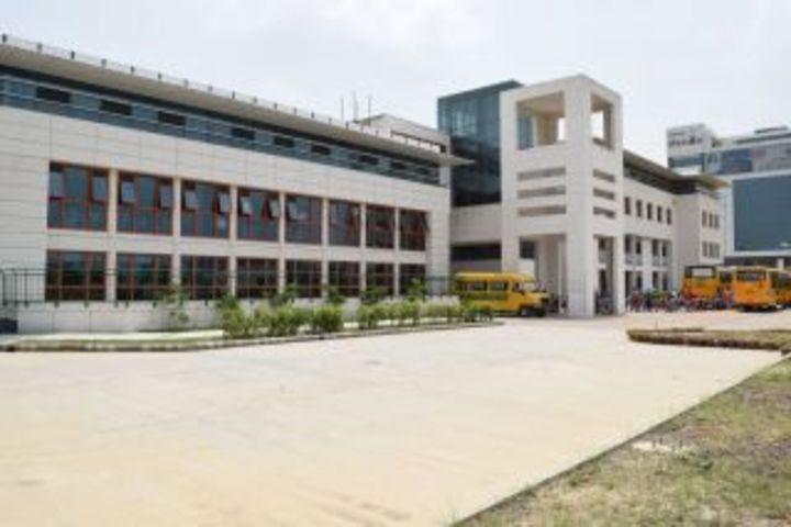 Delhi Public School-ampus