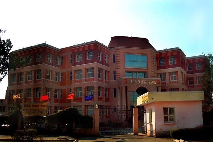 Delhi Scottish School-Campus-View