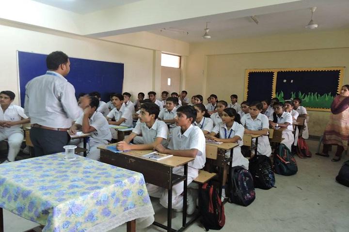 Delhi Scottish School-Classroom
