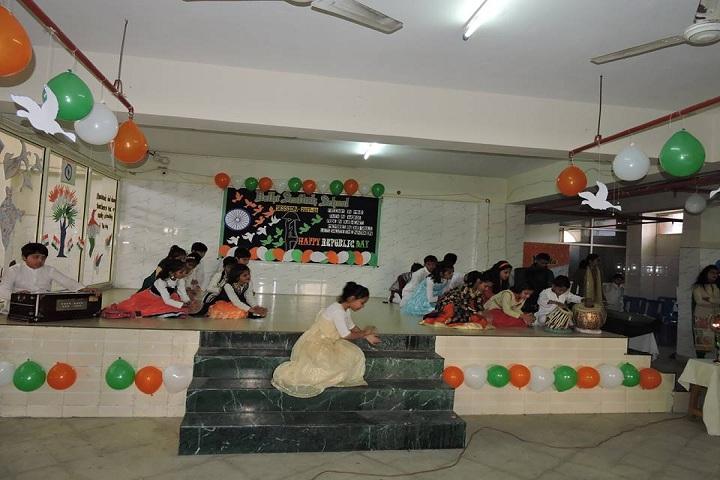 Delhi Scottish School-Events republic day programme