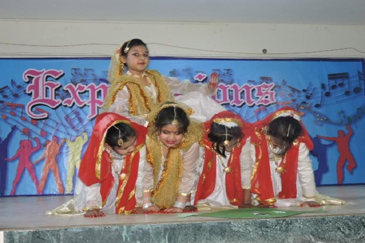 Delhi Scottish School-Events