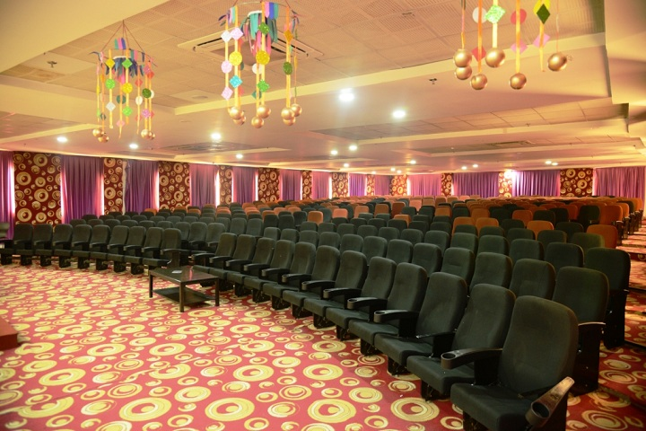 Delhi World Public School-Auditorium
