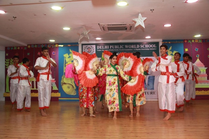 Delhi World Public School-Event
