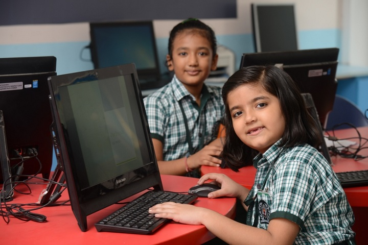 Delhi World Public School-IT Lab