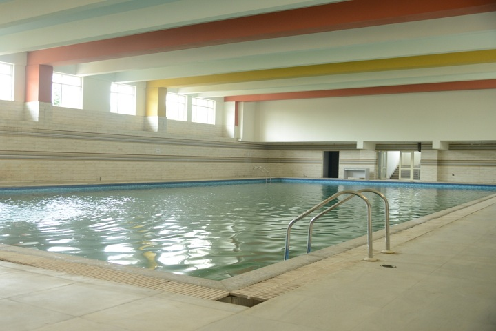 Delhi World Public School-Swimming Pool