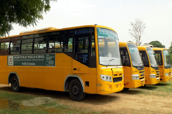 Delhi World Public School-Transport