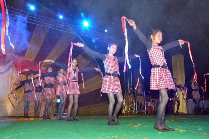 Dellmond International School-Dance