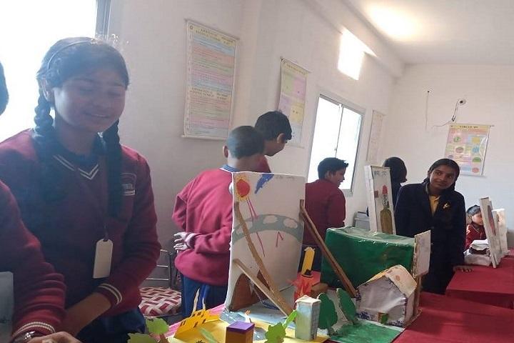 Dev International School-Science Fare