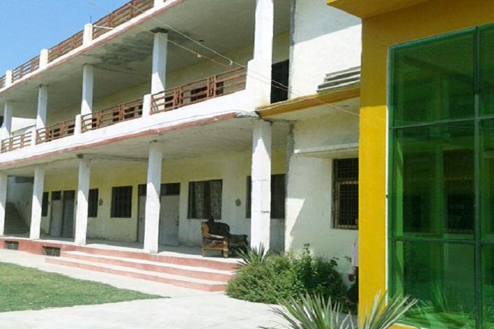 Dev Narayan Public School-School Building