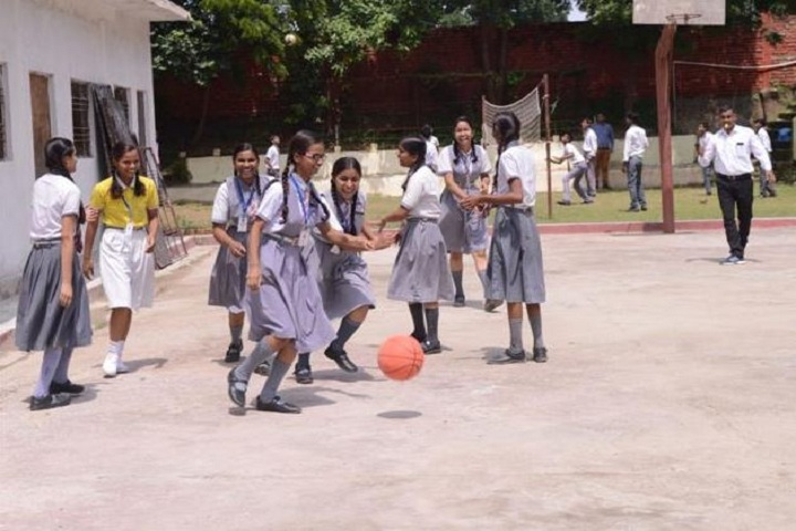 Dev Narayan Public School-Play Area