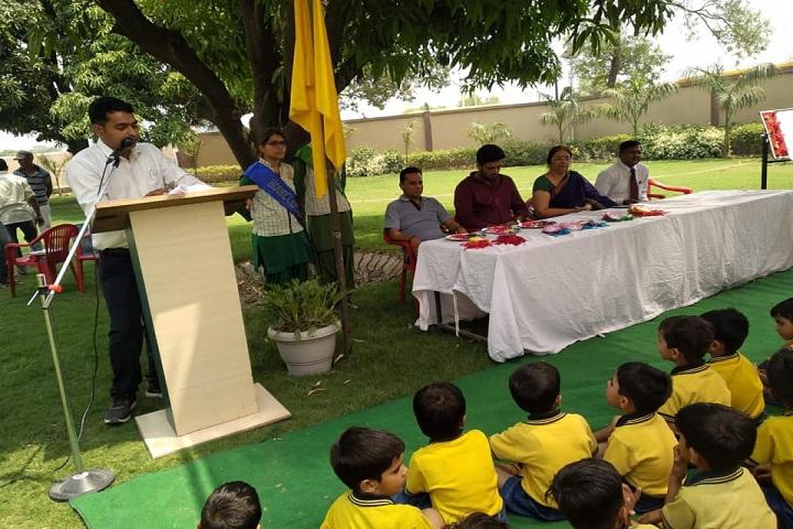 Devas Public School-Events programme