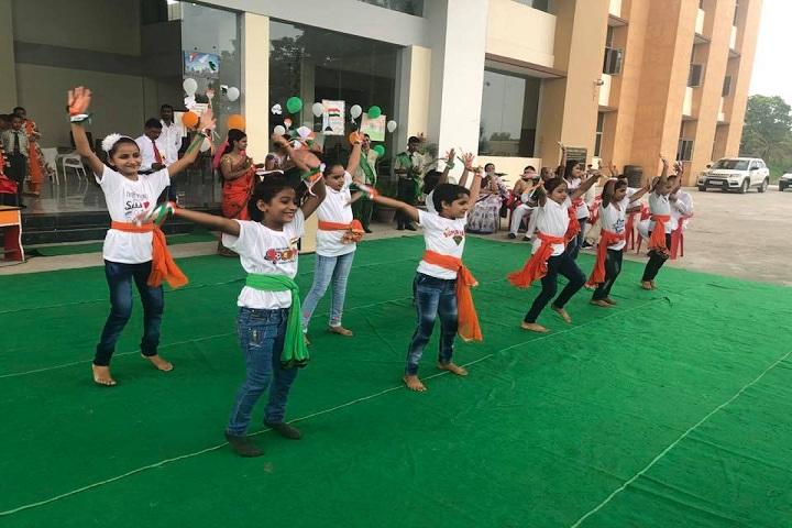 Devas Public School-Events republic day programme