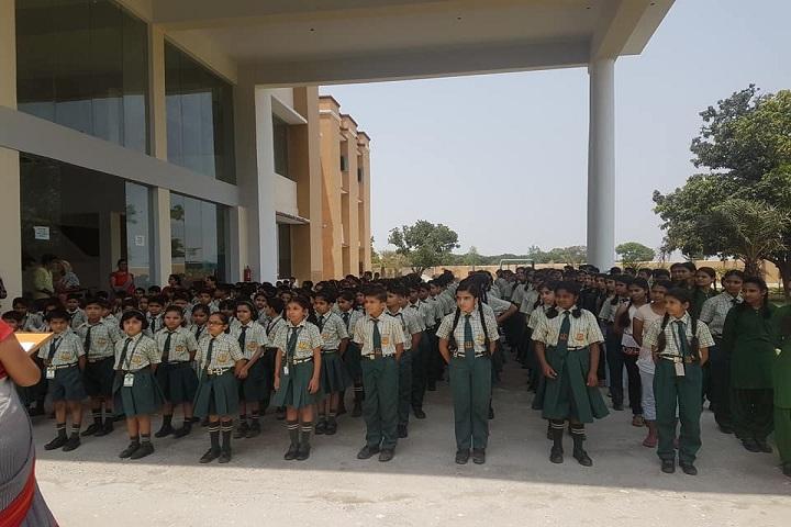 Devas Public School-Others prayer