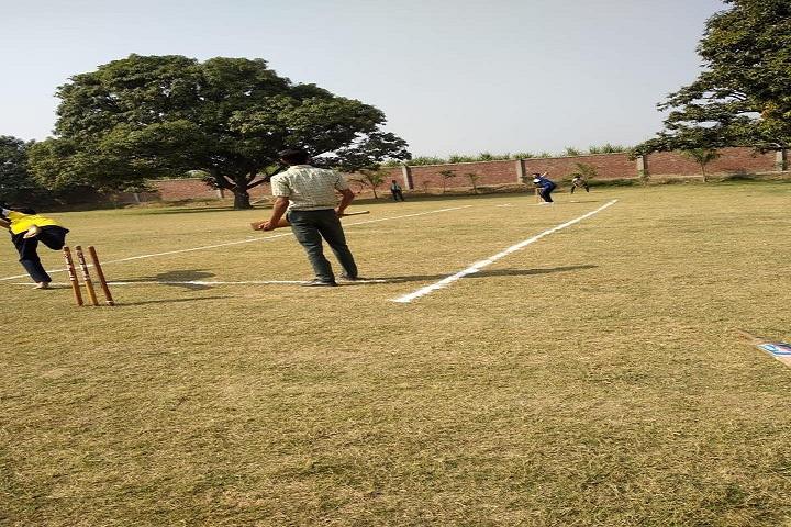 Devas Public School-Sports cricket