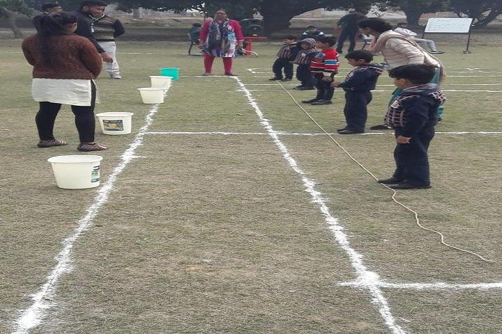 Devas Public School-Sports