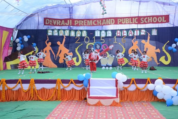 Devraji Premchand Public School-Christmas