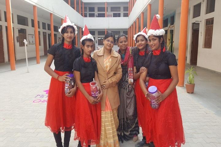 Devraji Premchand Public School-Christmas Celebration