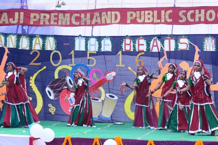 Devraji Premchand Public School-Event
