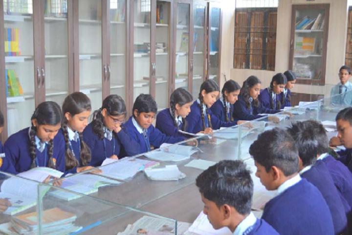Devraji Premchand Public School-Library