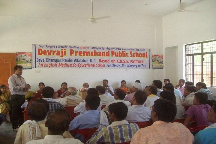 Devraji Premchand Public School-Seminar