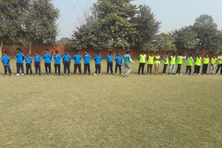 Devraji Premchand Public School-Sports Day