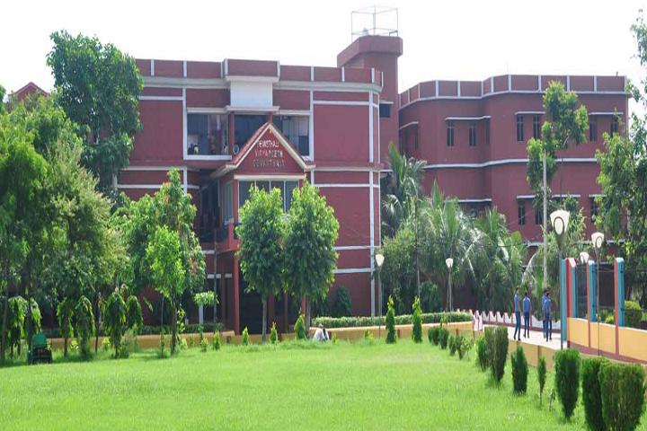 Devsthaly Vidyapeeth-School Building