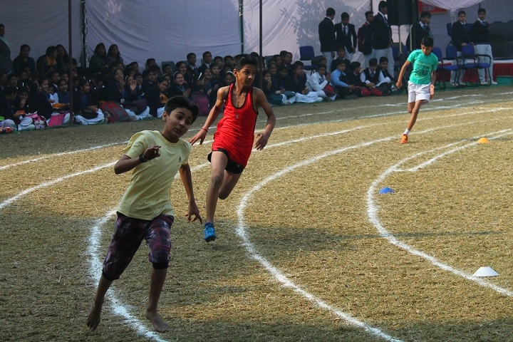 Dewan Public School-Sports Day