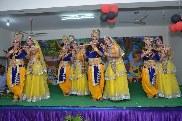 Dewan Public School International-Janmashtami Celebrations