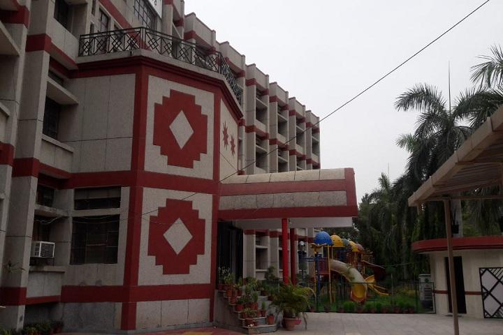 Dharam Public School-School Entrance