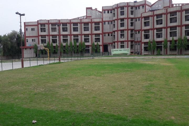 Dharam Public School-Play Area