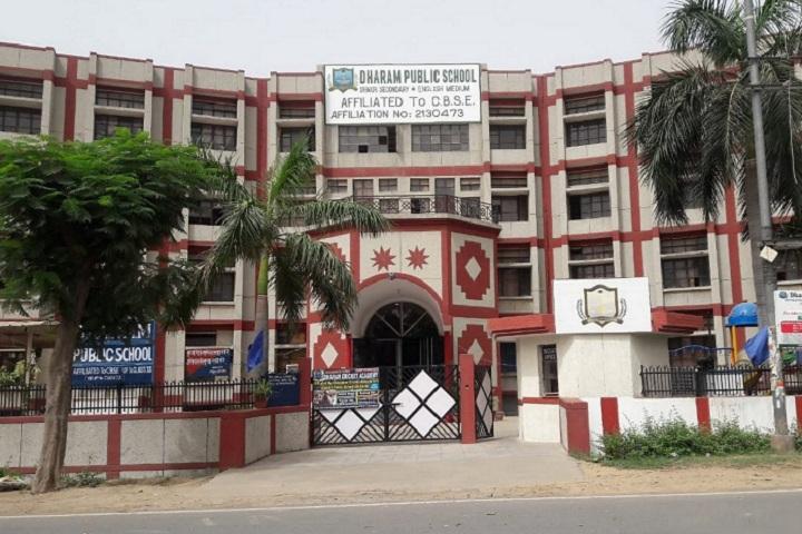 Dharam Public School-School Building