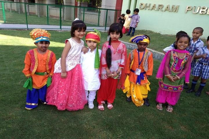 Dharam Public School-Celebrations