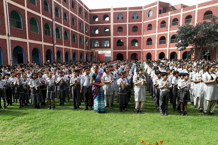 Divine Educational Institute-Morning Assembly
