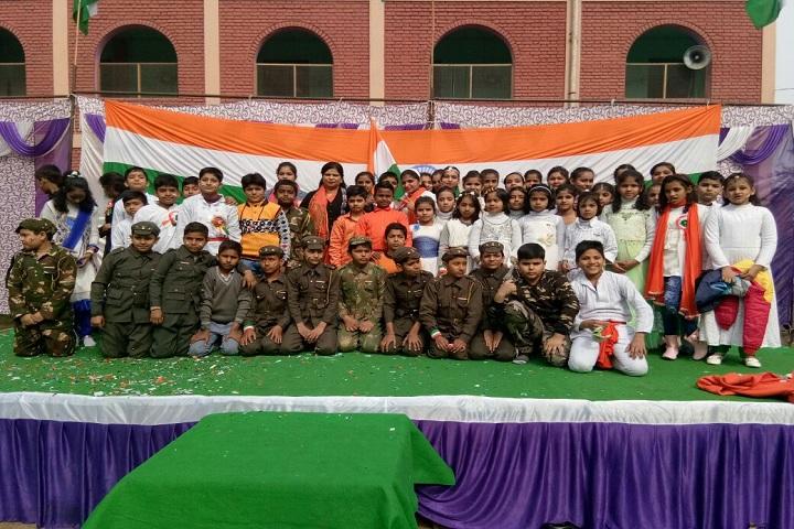 Divine Educational Institute-Patriotic Day