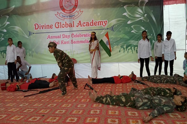 Divine Global Academy-Events annual day