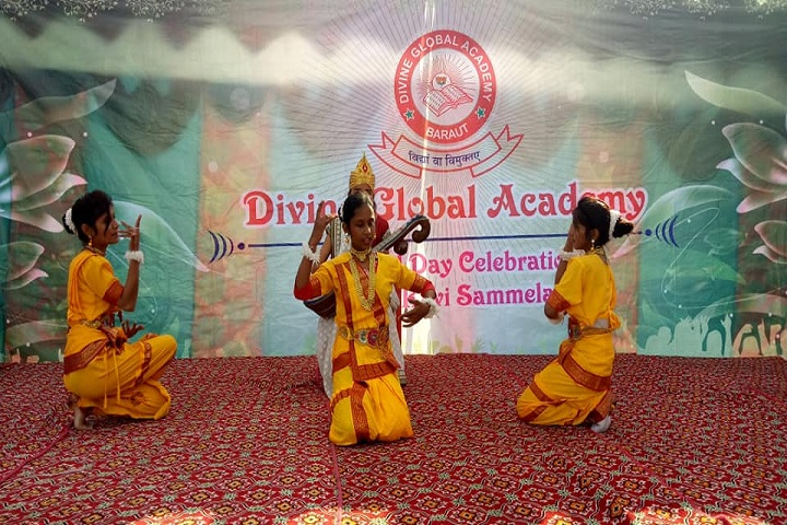 Divine Global Academy-Events function